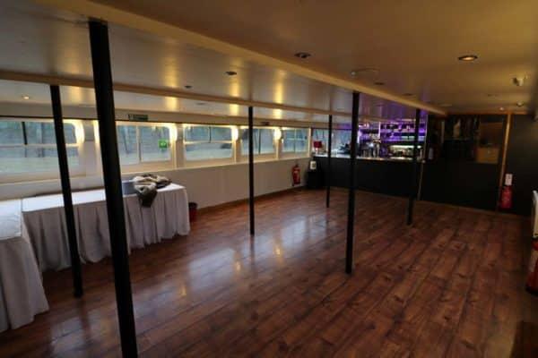 M.V King Edward, Lower Saloon & Fully Licensed Bar