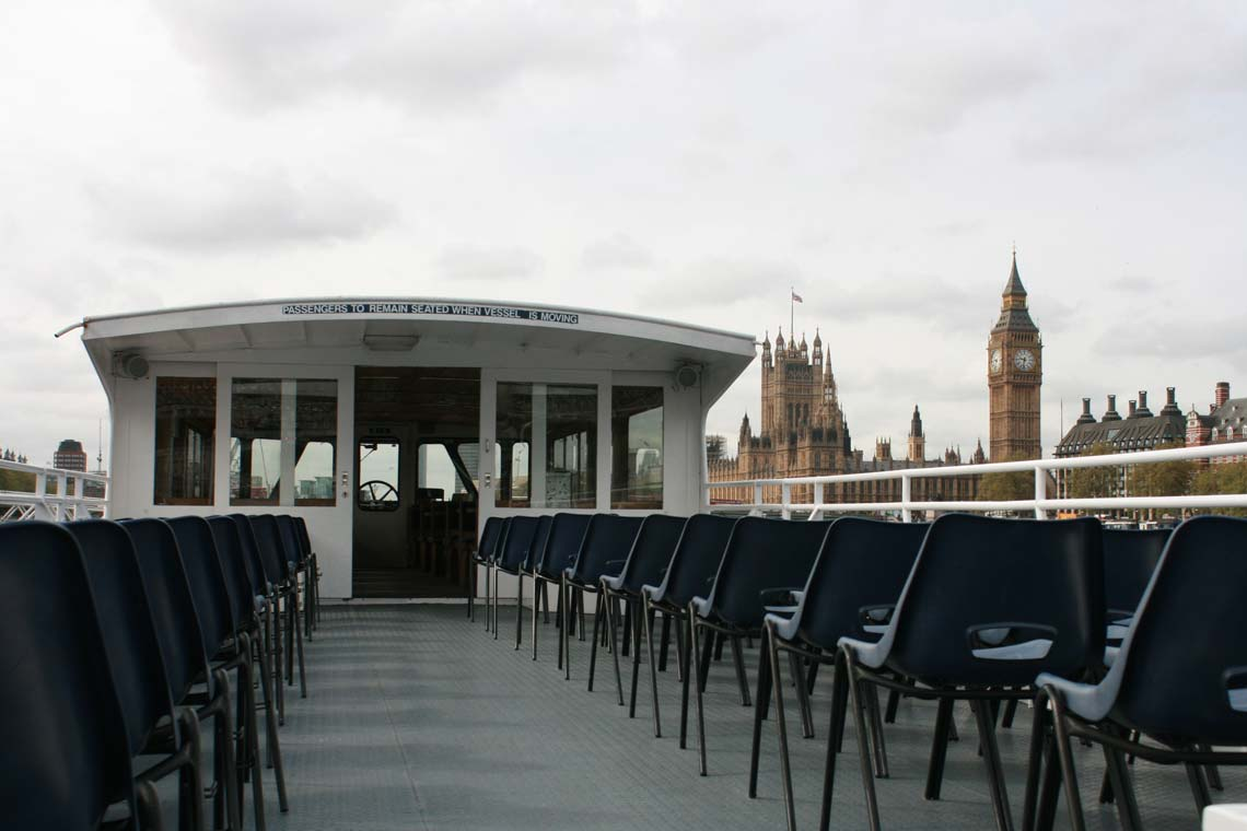 M.V London Rose, Upper Deck