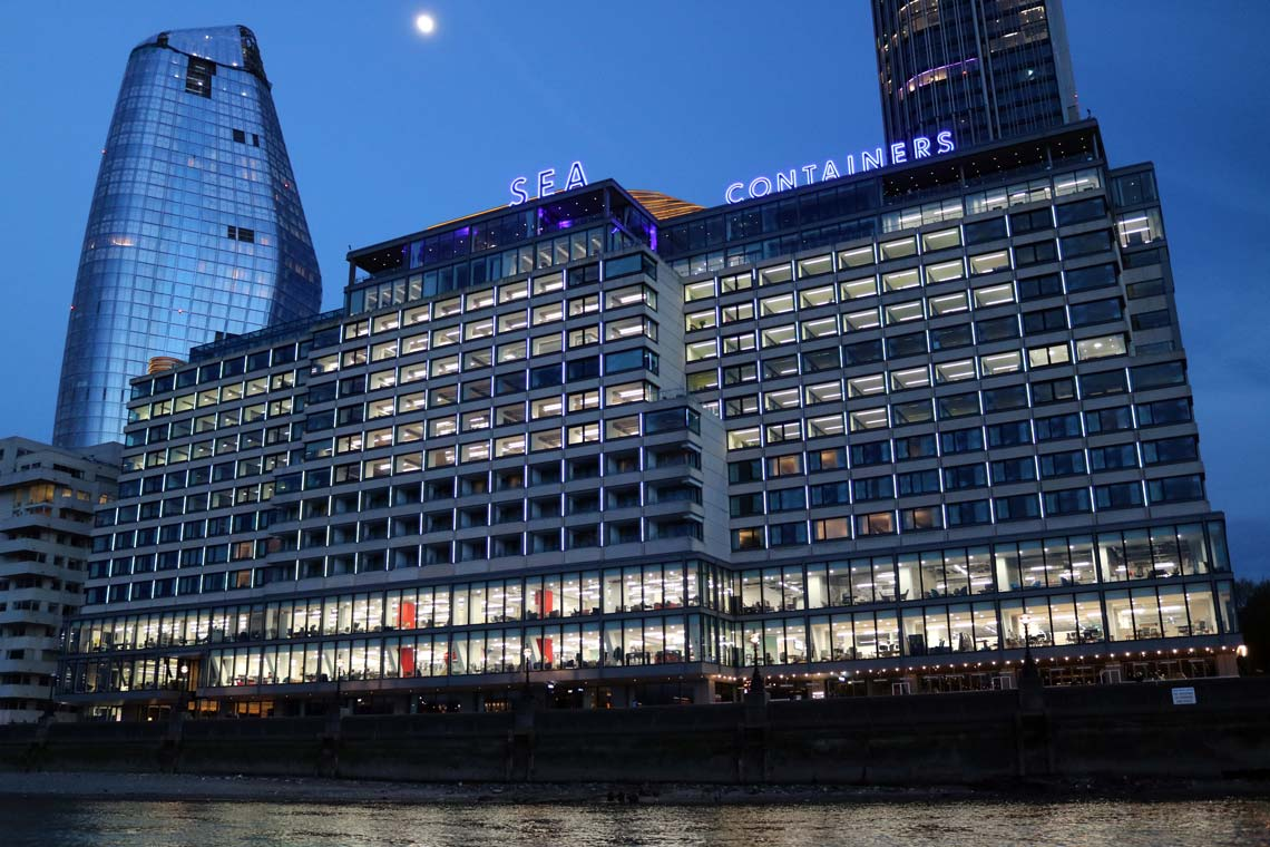 One Blackfriars & Sea Containers House