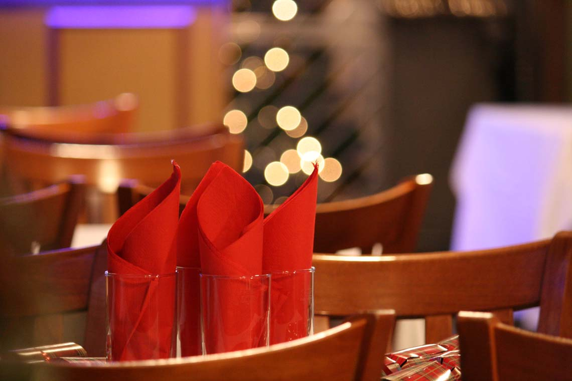 Thames Christmas Cruises & Charters