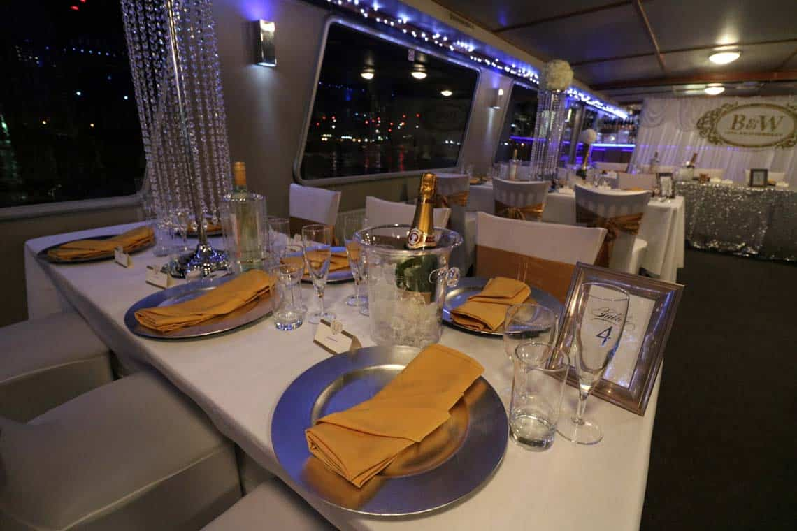 Private Charters & Celebration Cruises | Viscount Cruises