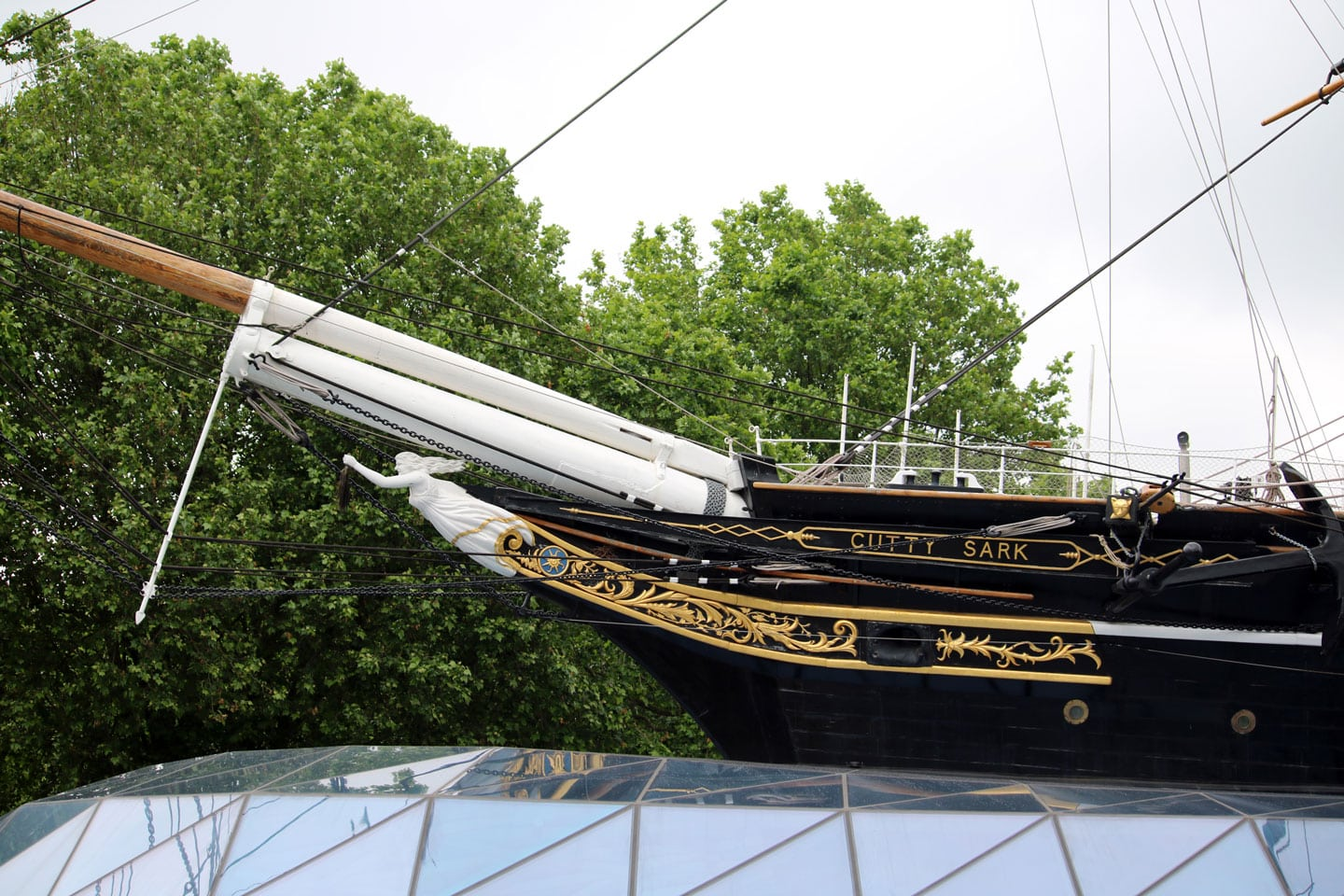 Cutty Sark, Royal Borough of Greenwich | Viscount Cruises