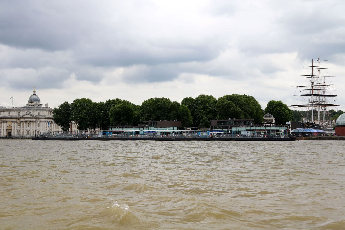 Greenwich Pier (Cutty Sark), Royal Borough of Greenwich | Viscount Cruises