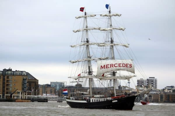 Tall Ships Fireworks Cruises | Viscount Cruises