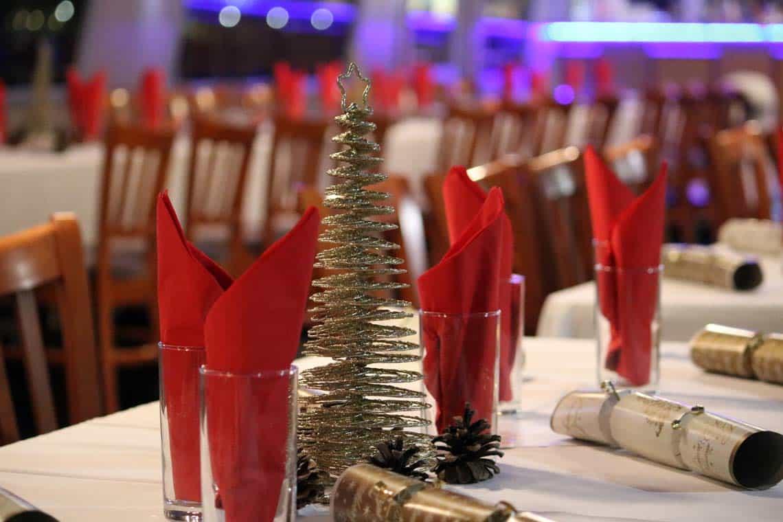 Thames Christmas Cruises & Charters | Viscount Cruises