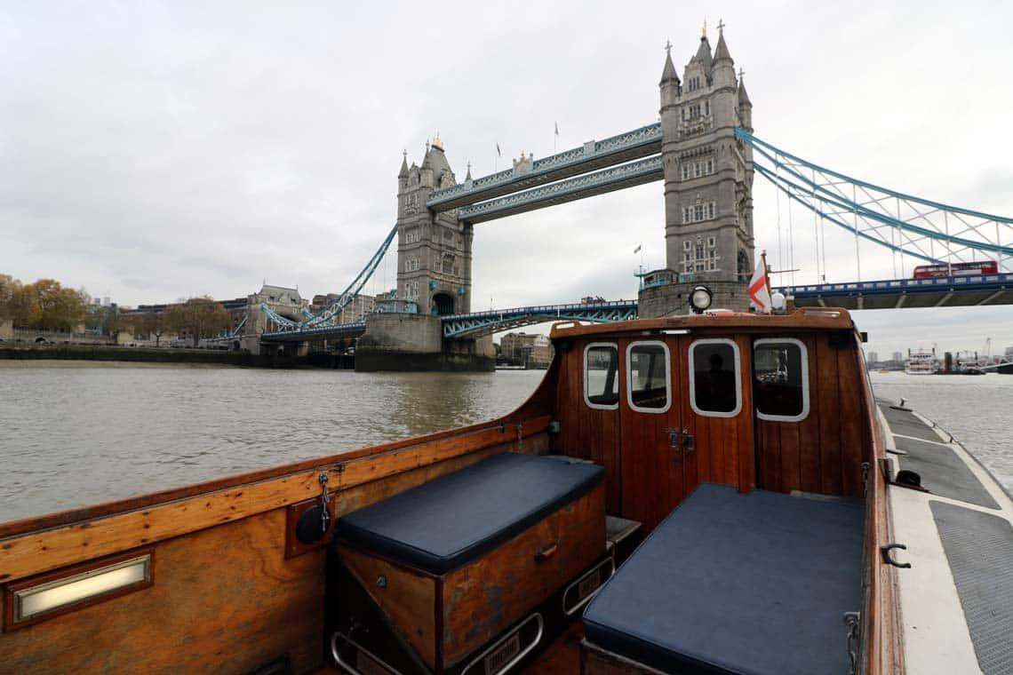 M.V Churchill, Rear Deck | Viscount Cruises