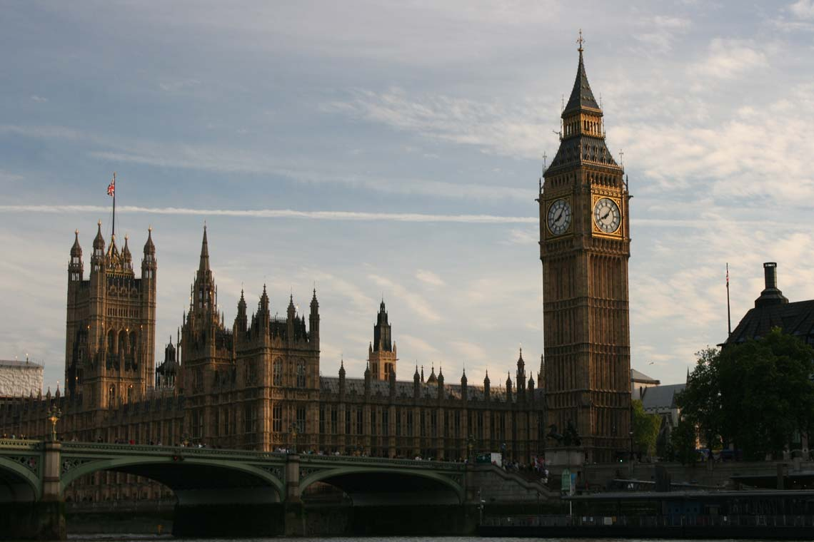 New Palace of Westminster (Houses of Parliament)