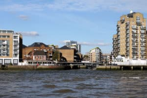 Limehouse Dock