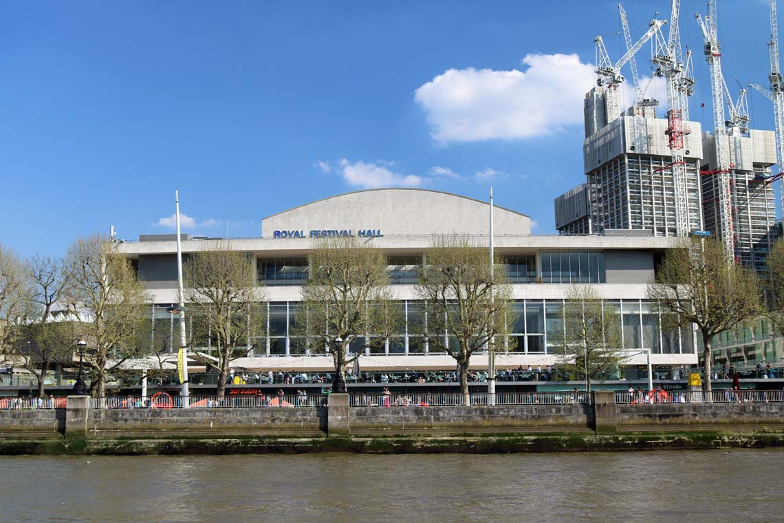 Royal Festival Hall, Southbank Centre