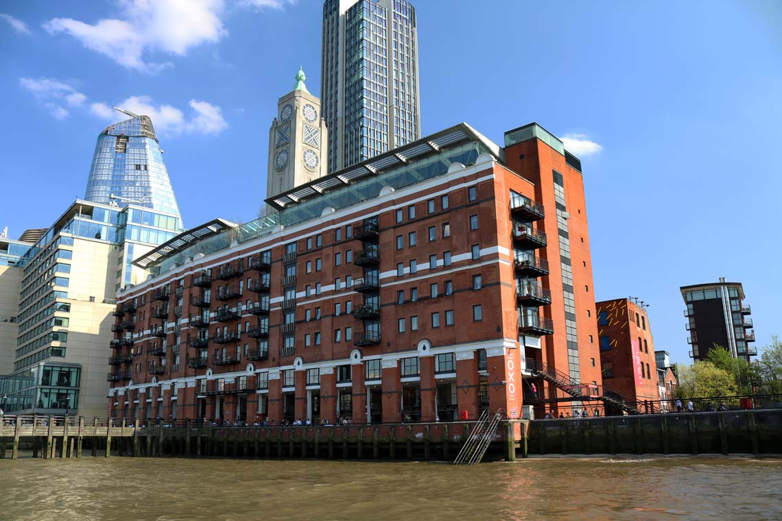 OXO Tower Wharf, Southbank