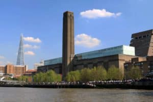 Tate Modern & The Shard