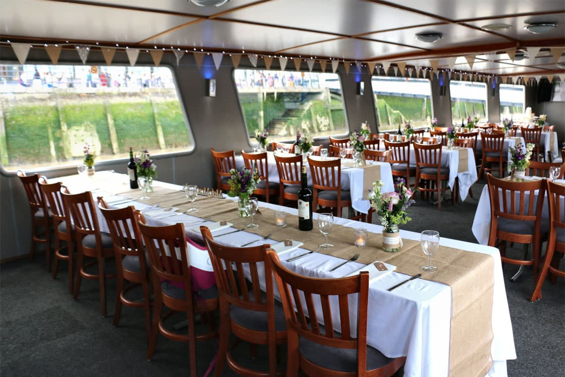 River Thames Wedding Receptions