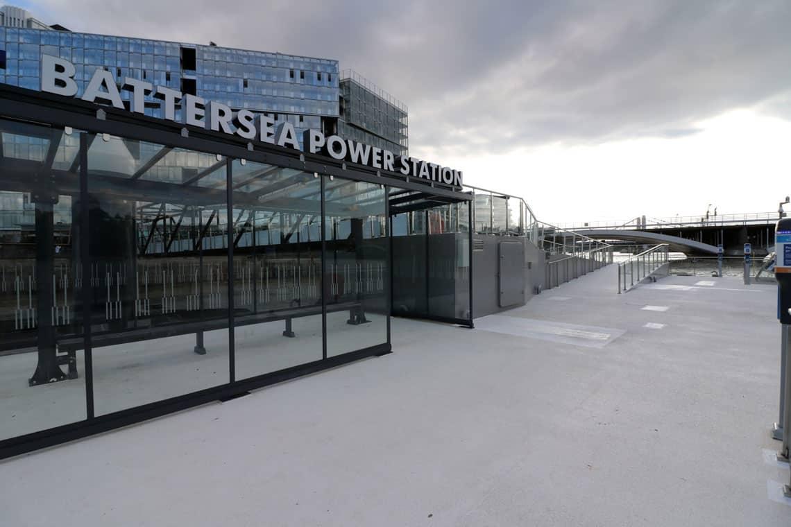 Battersea Power Station Pier