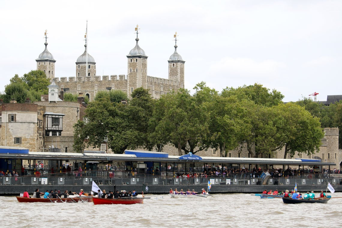 The Great River Race 2018
