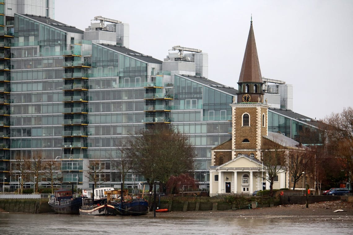 St. Mary's Church, Battersea