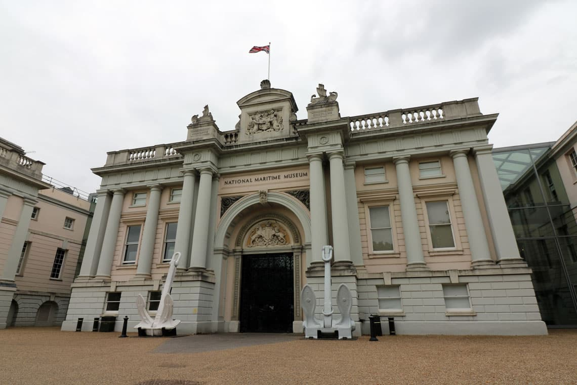National Maritime Museum, Royal Borough of Greenwich
