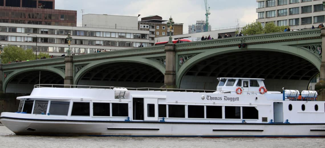 Thames River Services, Winter Timetable 2018