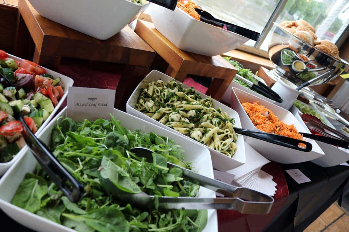 Selection of Seasonal Salads