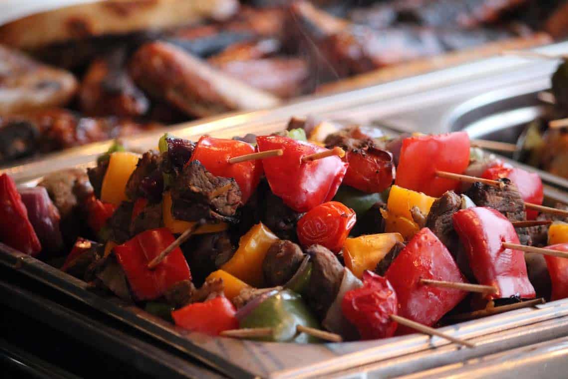 Welsh Lamb Kofta Kebabs