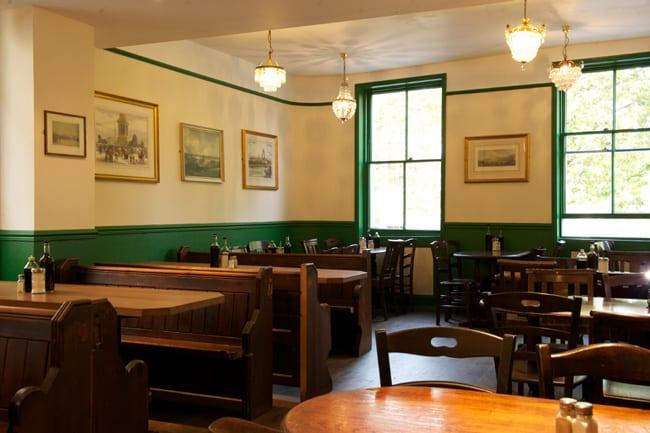 Goddard's of Greenwich Restaurant