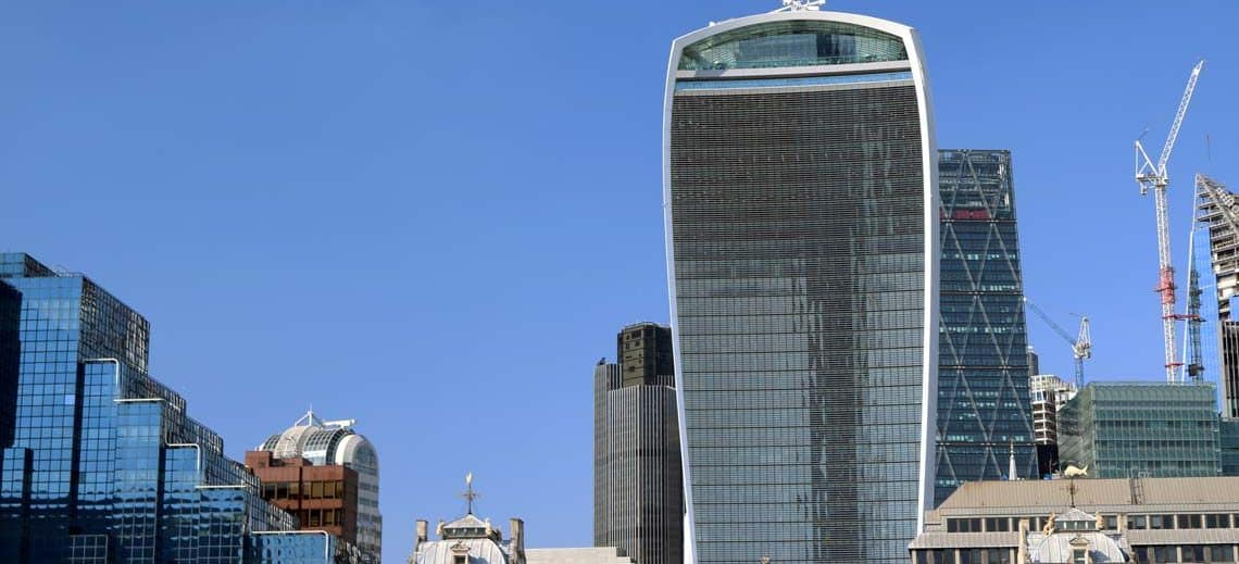 20 Fenchurch Street (The Walkie Talkie) & The Sky Garden
