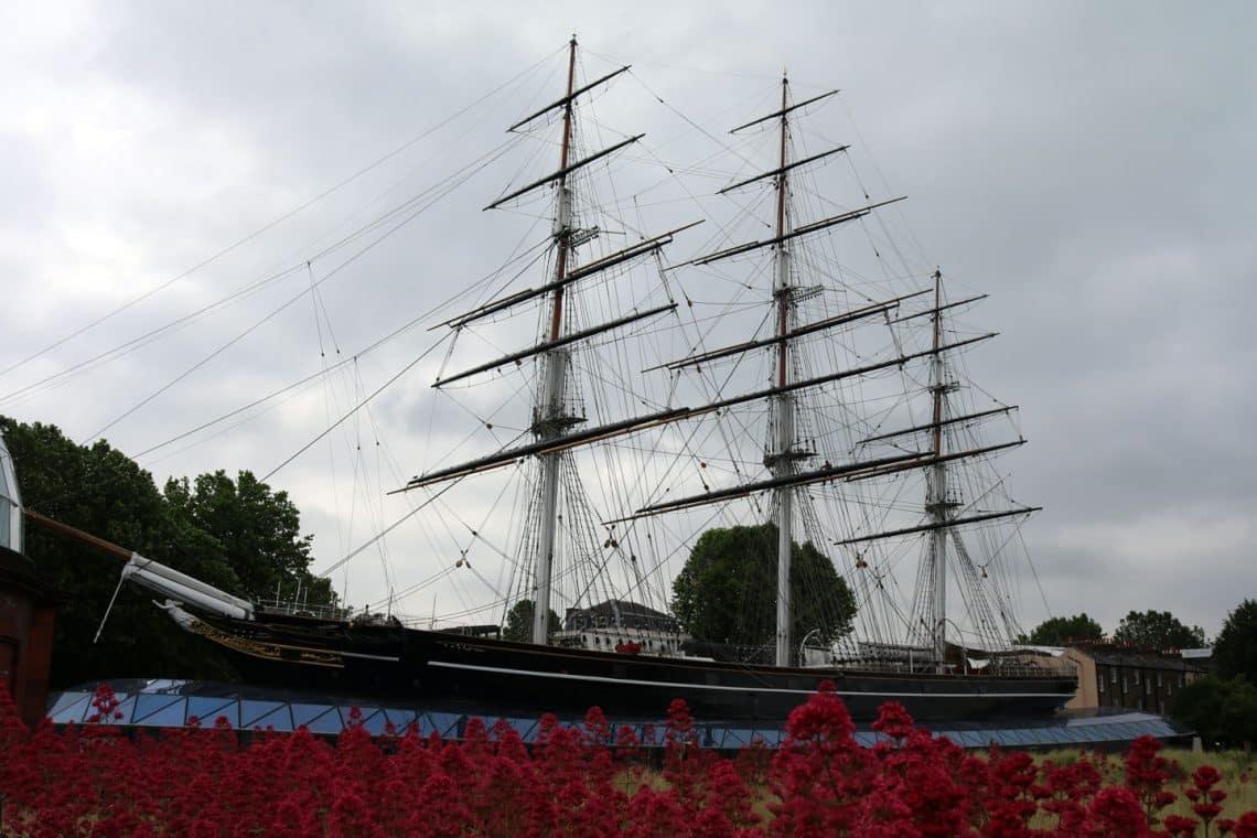 Cutty Sark, Royal Borough of Greenwich