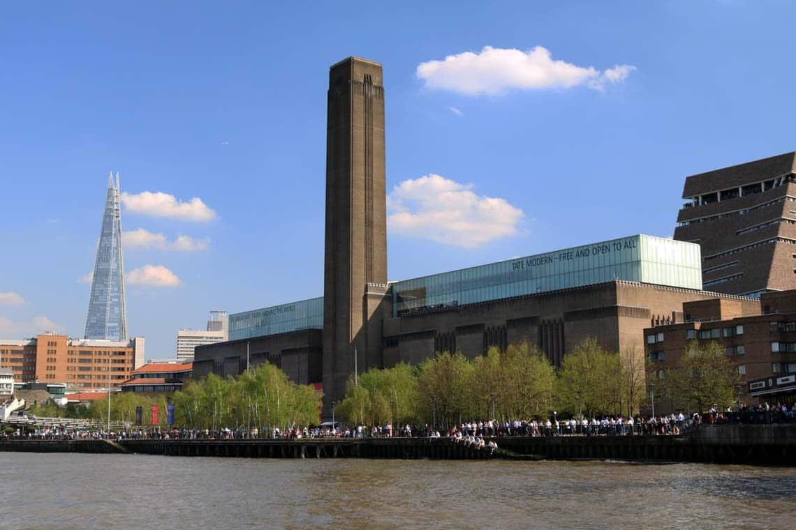 Tate Modern, Bankside