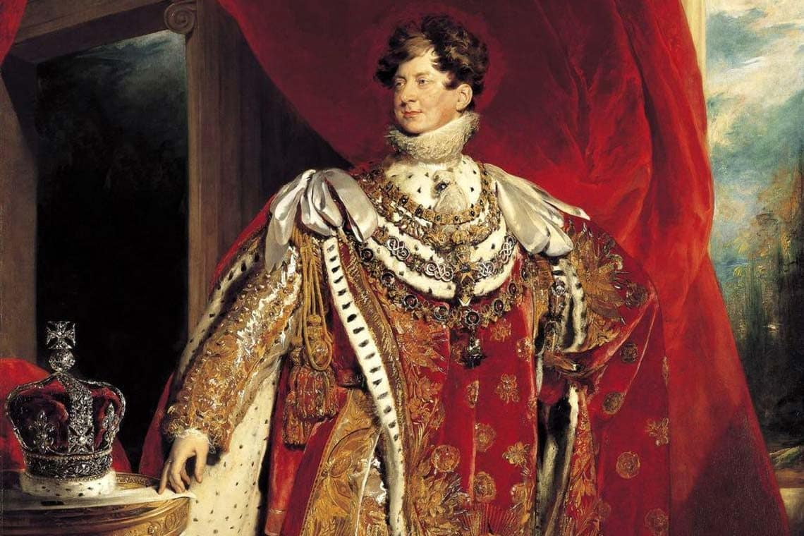 George IV: Art & Spectacle at The Queens Gallery, Buckingham Palace