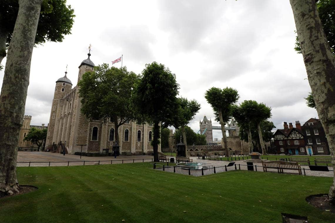 Tower Green, The Tower of London