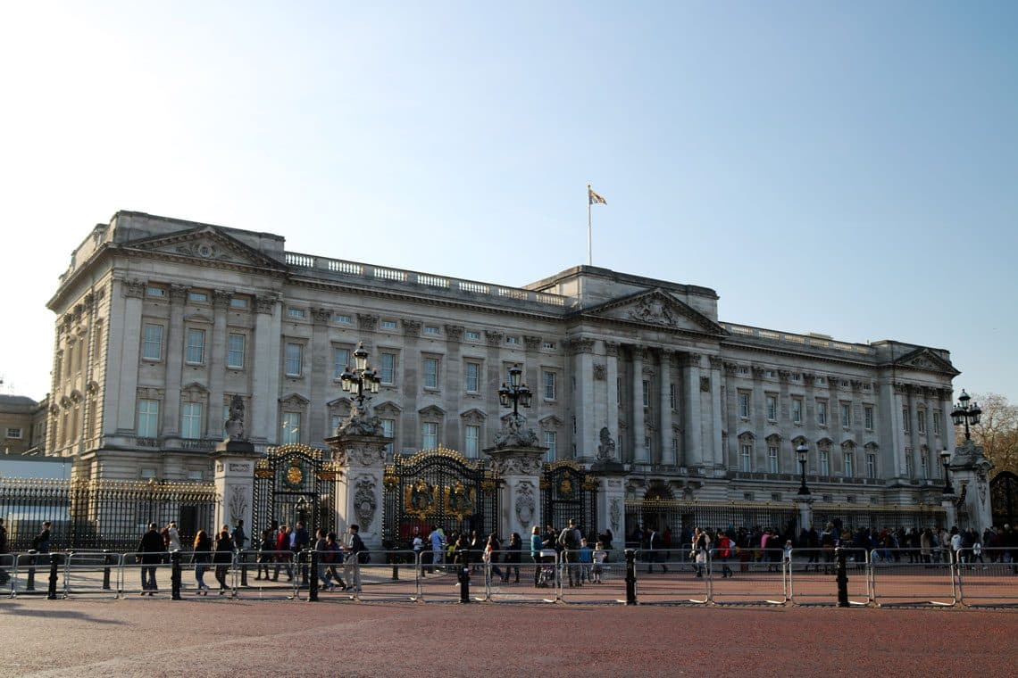 Buckingham Palace, City of Westminster