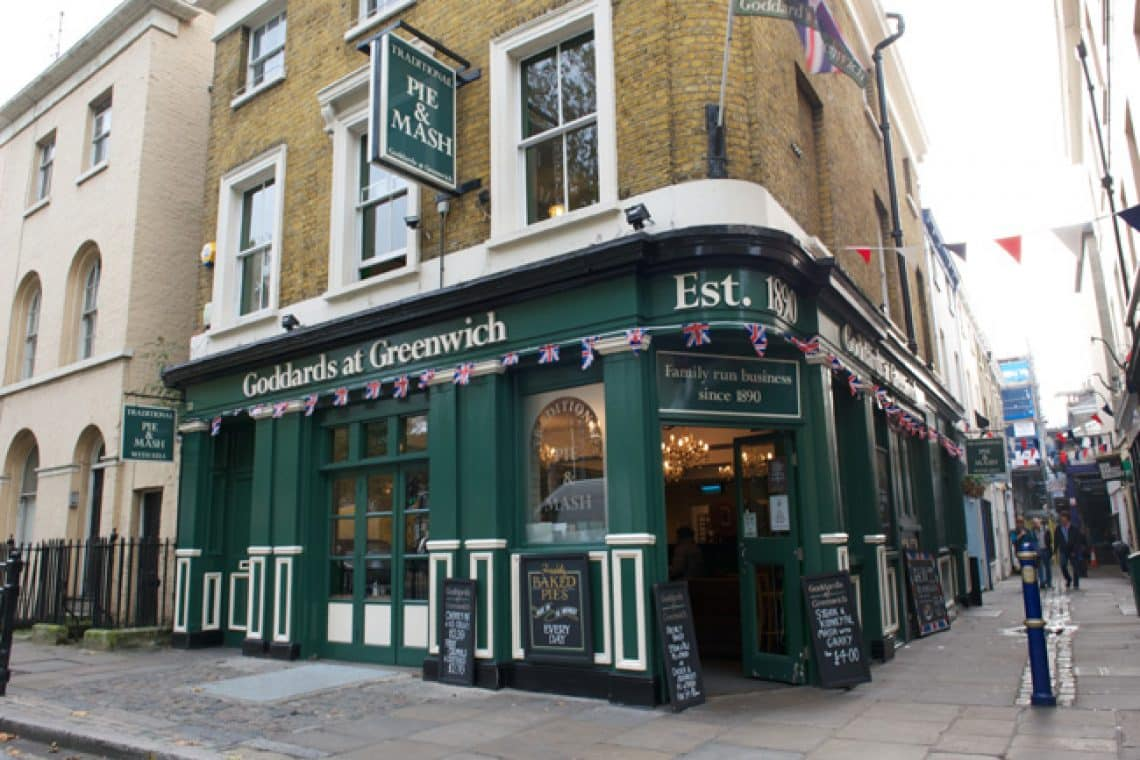 Goddard's of Greenwich