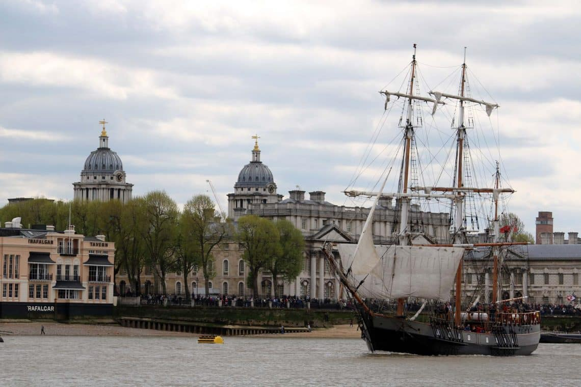 Tall Ships Cruises