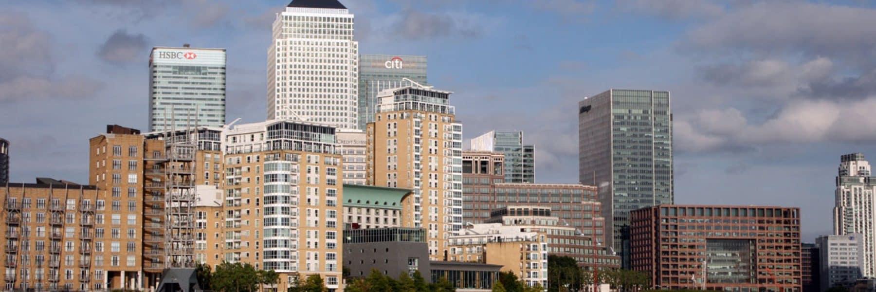 Canary Wharf & Docklands