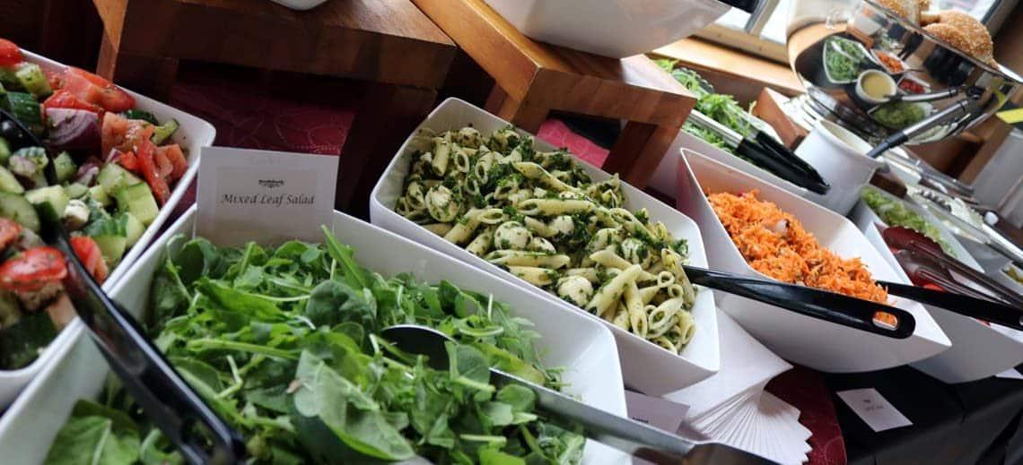 Seasonal Selection of Salads