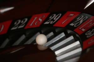 Casino Tables, Roulette | Viscount Cruises