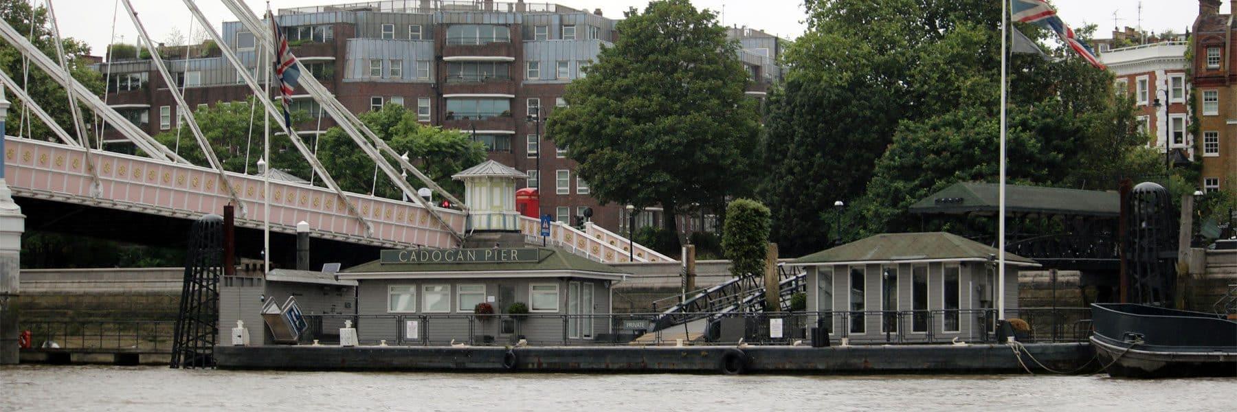 Cadogan Pier, Chelsea