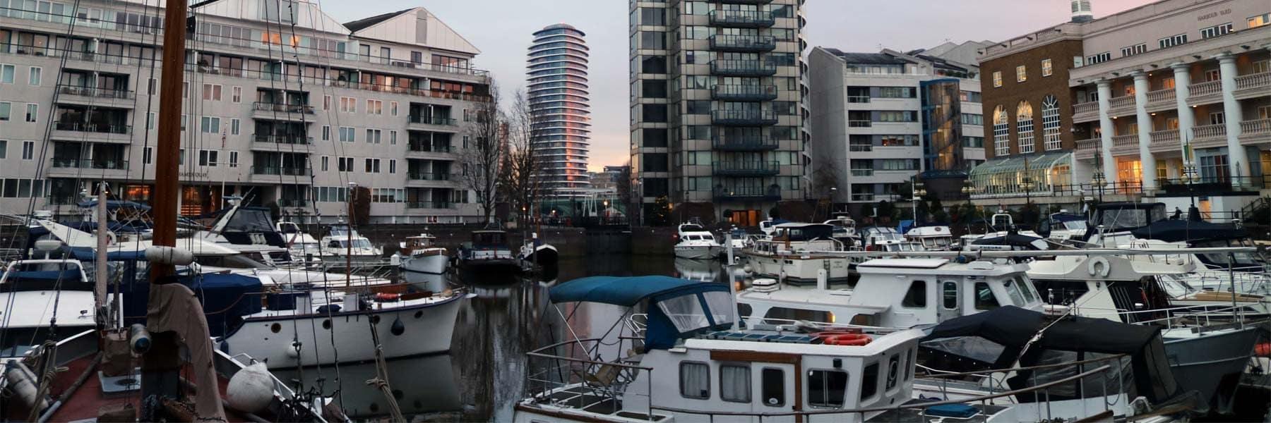 Chelsea Harbour Marina