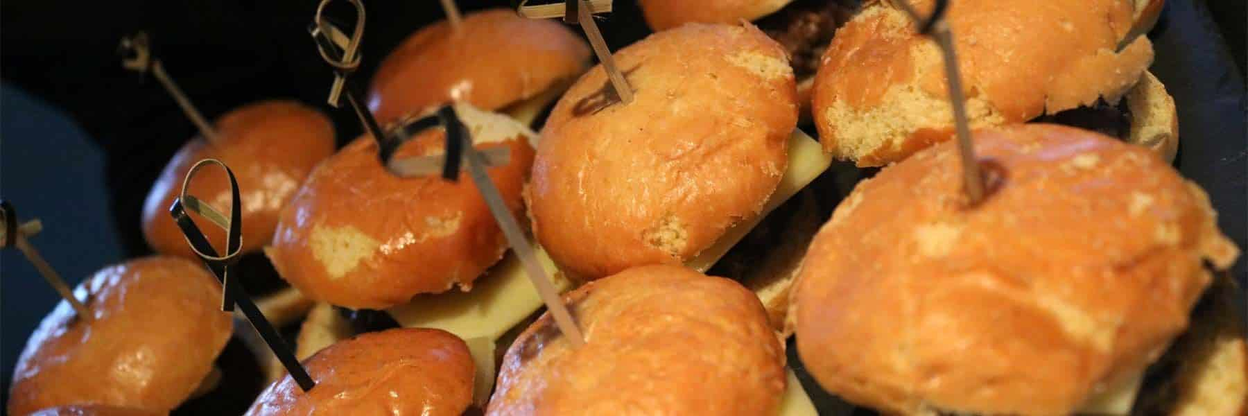 Miniature Burgers