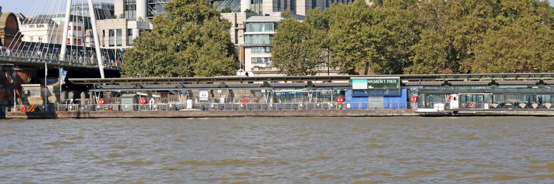 Embankment Pier