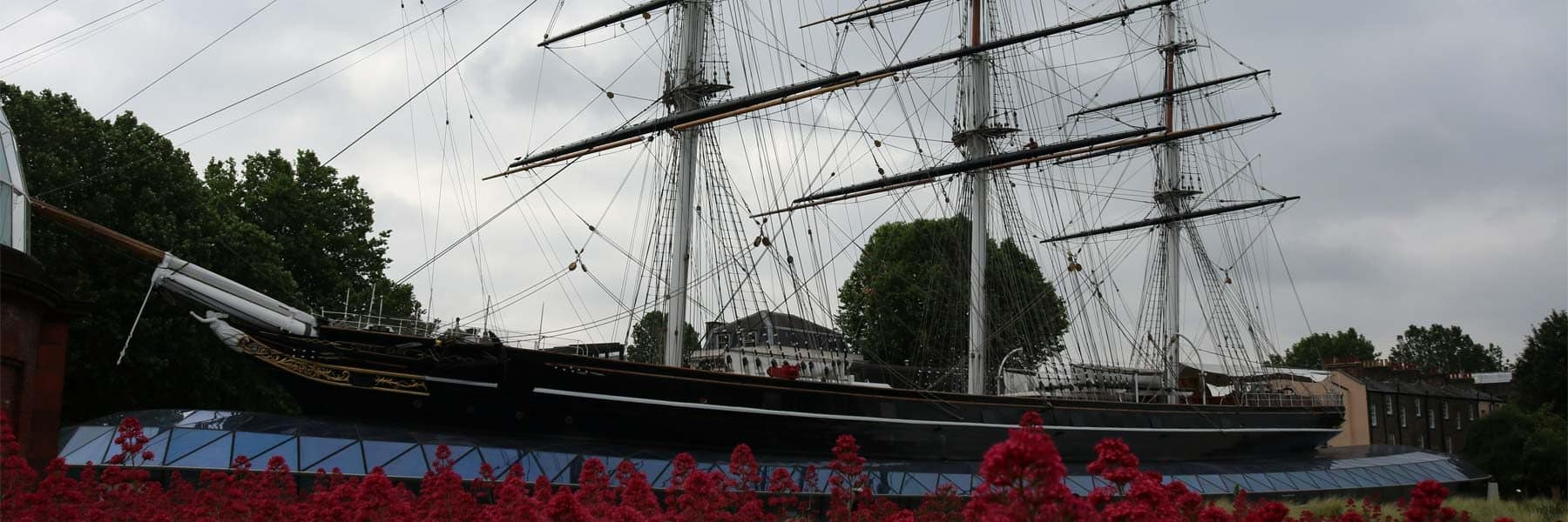 Tea Clipper Cutty Sark