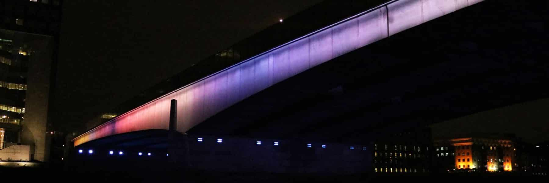 The Illuminated River Project