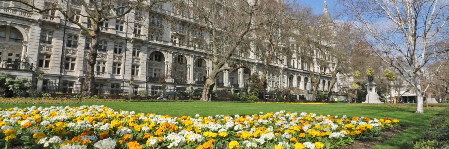 Whitehall Gardens, Victoria Embankment Gardens, City of Westminster
