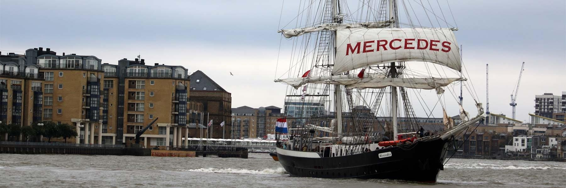 Tall Ship Mercedes