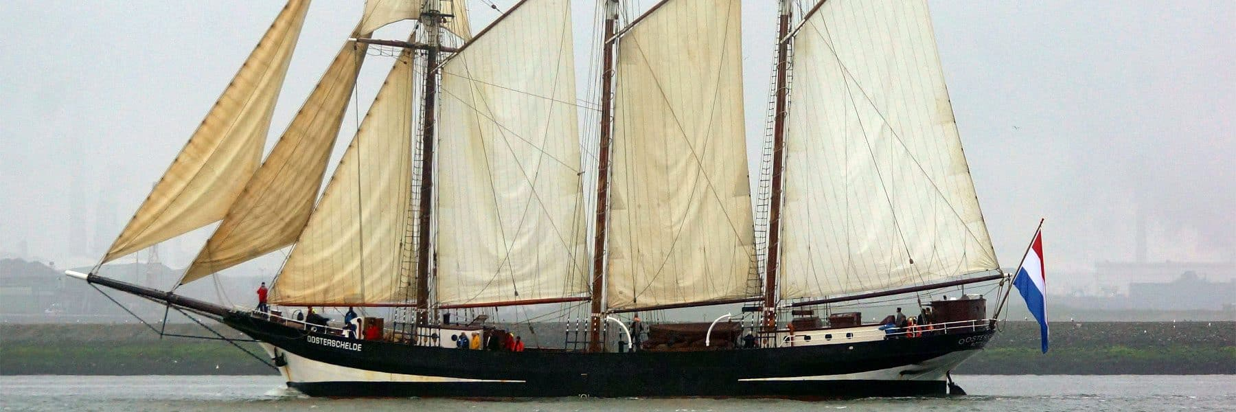 Tall Ship Oosterschelde