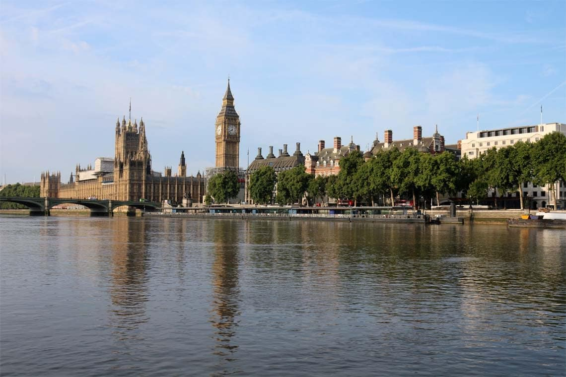 Thames River Sightseeing, City of Westminster