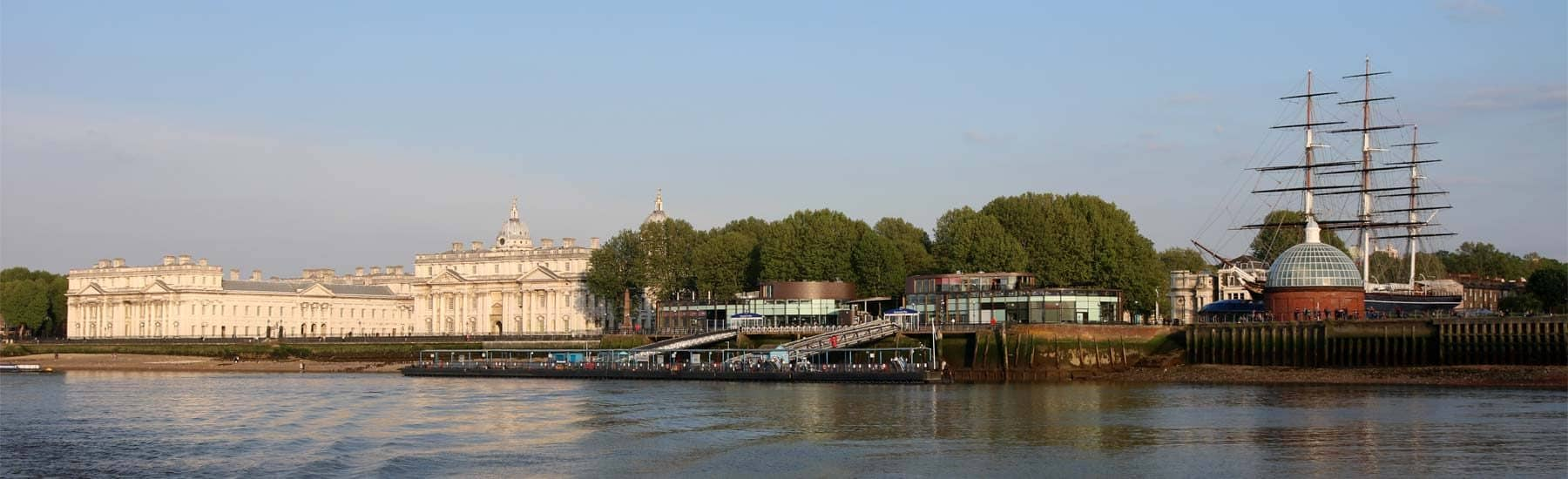 Thames River Sightseeing, Royal Borough of Greenwich