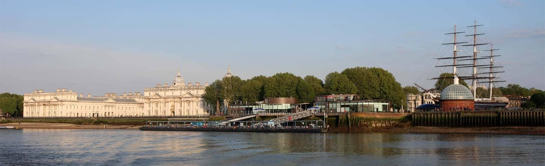 Thames River Sightseeing, Royal Borough of Greenwich