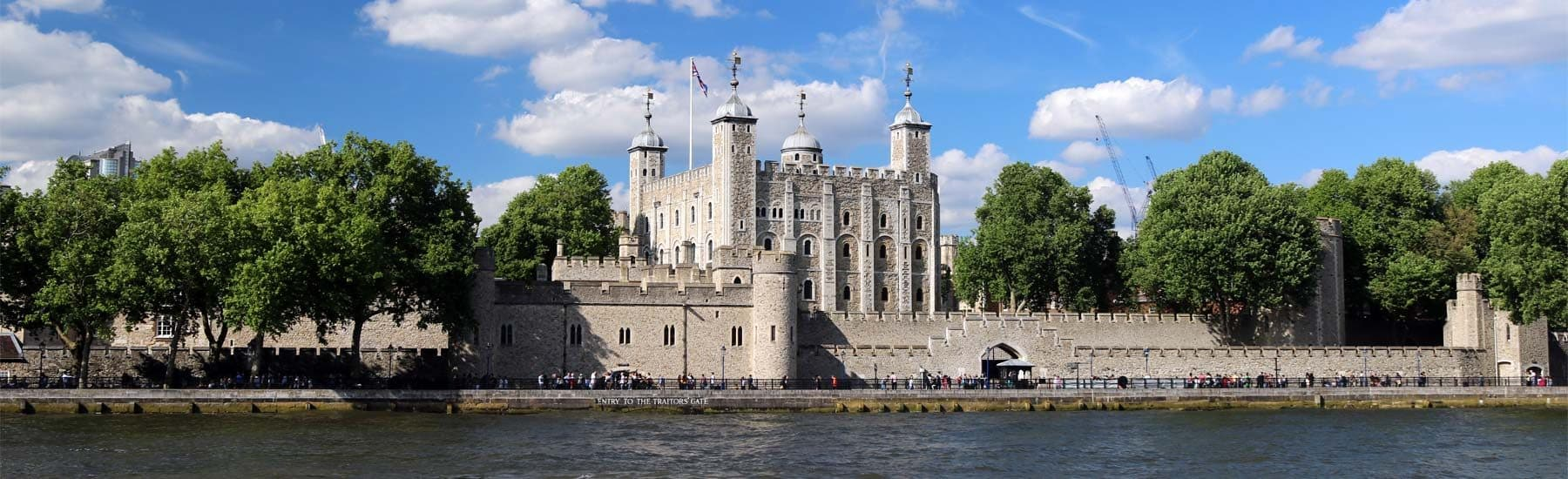 Thames River Sightseeing, Tower of London