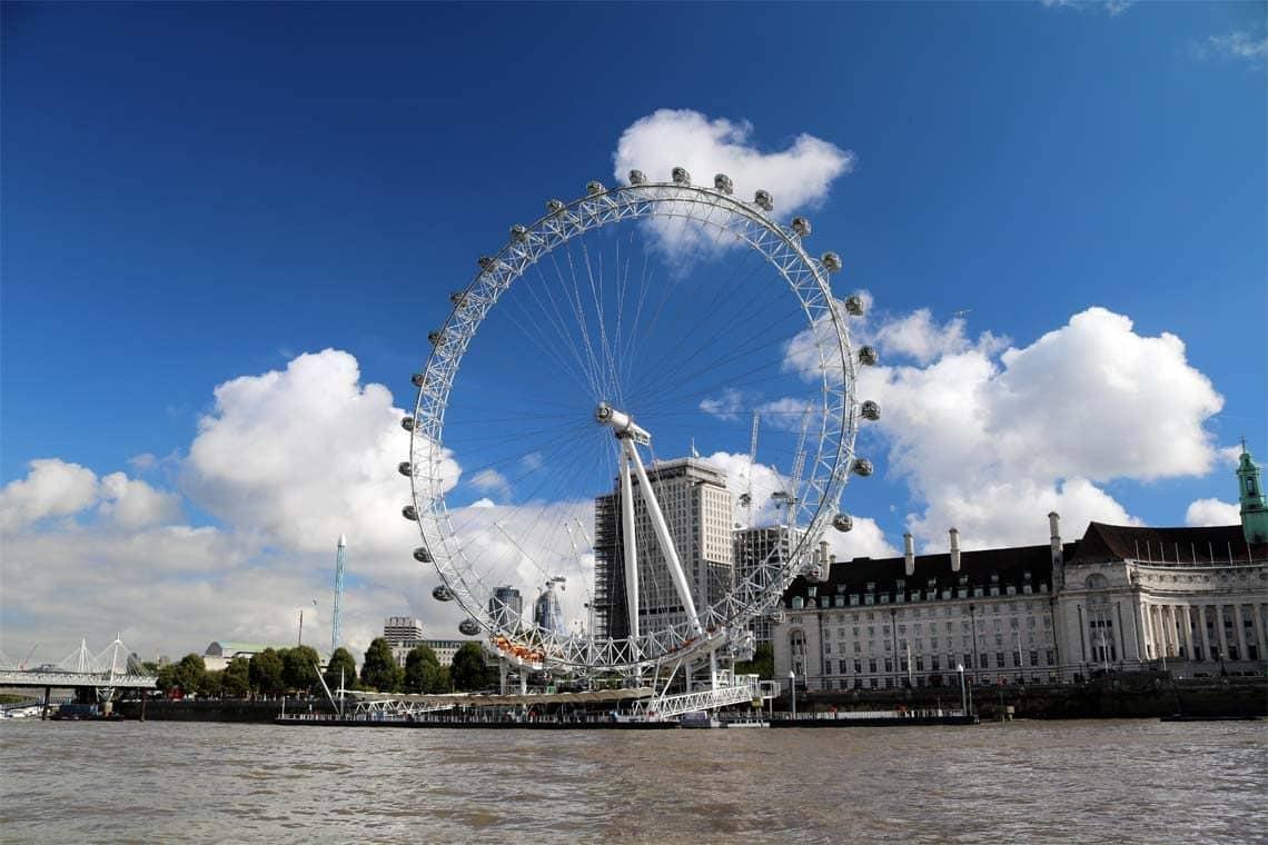 Thames River Sightseeing, The London Eye