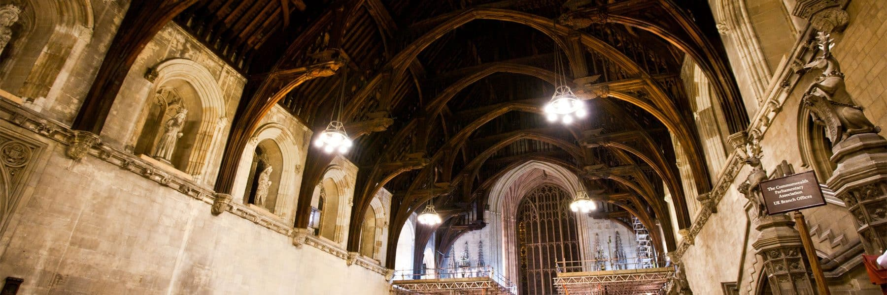 Westminster Hall (Photo by Thom Thai on Flickr!)